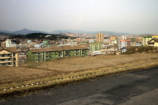 Kaesong, Nordkorea, Sonderwirtschaftszone