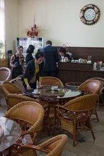 Wiener Café, Pjöngjang, Nordkorea