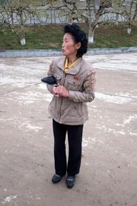 Nordkorea, Wonsan, Landwirtschaft, Kooperative