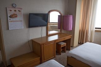 Nordkorea, Wonsan, Hotel