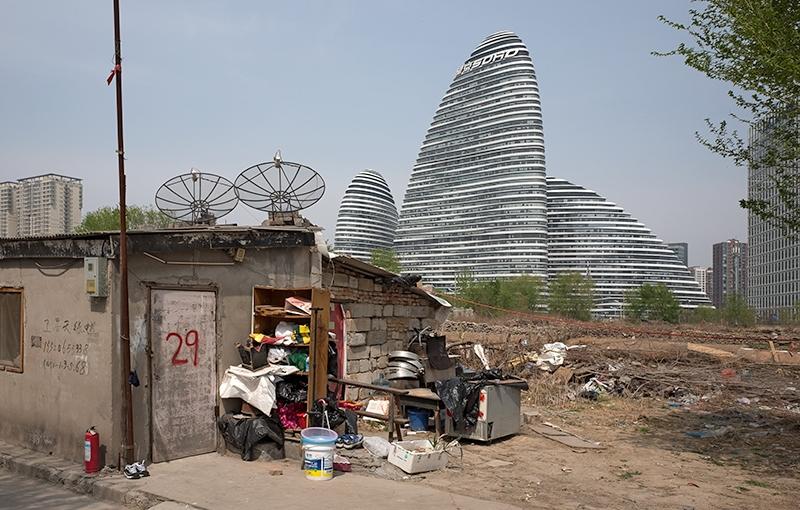 Peking: Die Bauten von ZahaHadid