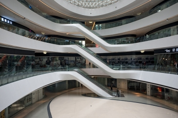 Zaha Hadid Architekts, ZHA, Galaxy SOHO, Beijing, China