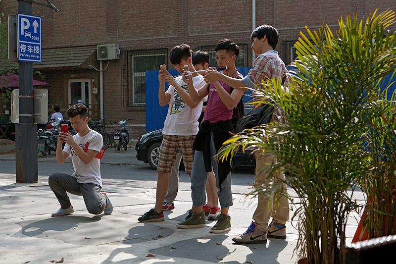 Art District Dashanzi, Beijing, China