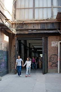 Art District Dashanzi, Beijing, China