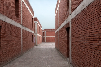 Red Brick Galleries, Ai Weiwei, Caochangdi, Peking, China