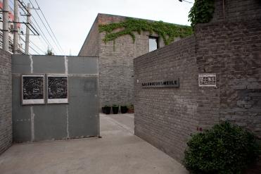 Gallerie Urs Meile, Ai Weiwei, Caochangdi, Peking, China