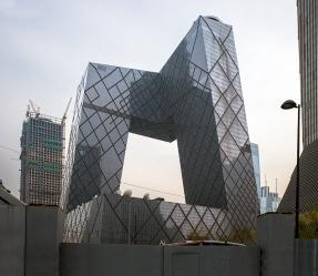 CCTV, Hauptquartier, Peking, OMA, Rem Koolhaas, Ole Scheeren