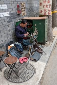 Bezirk der Hofhäuser, Beijing