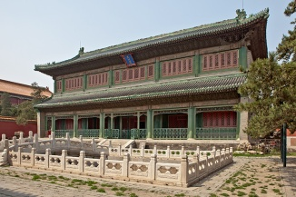 Kaiserpalast, Peking, China