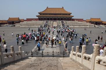 Kaiserpalast, Peking, China
